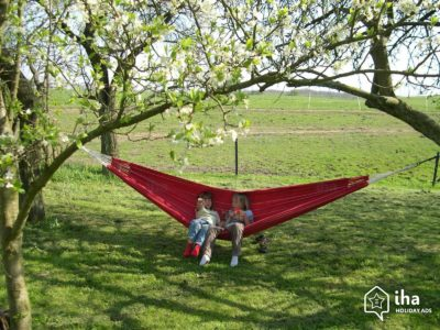 Some larger hammocks are designed to fit 2 full grown adults
