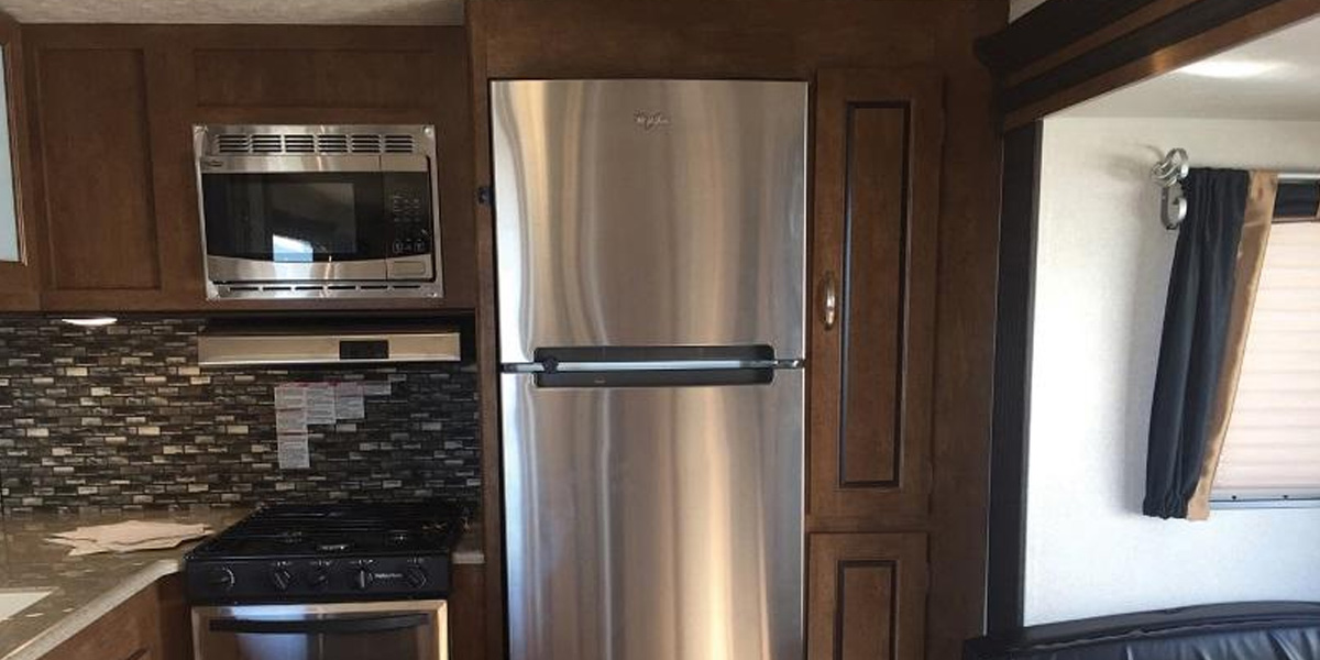 The Best RV Refrigerator is a great way to spruce up an aging vehicle