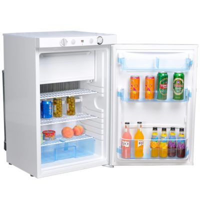 Choosing the right features for your RV Refrigerator is half the fun!