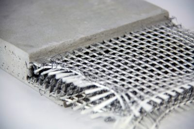Fiber-Reinforced concrete is by far the most popular material choice
