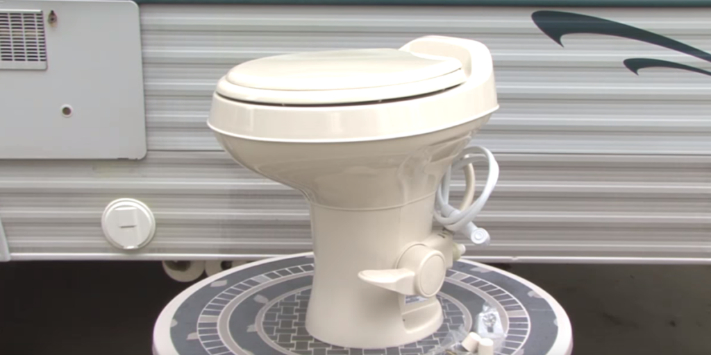 Updating your RV Toilet is a critical step for any older RV